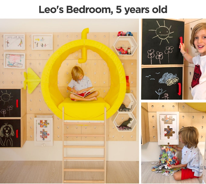 5 Year Old Child Room Decorating Ideas