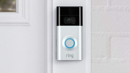 Amazon Doorbell Ring