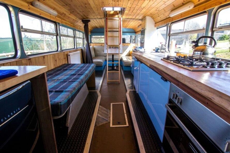 Double Decker Bus Hotel