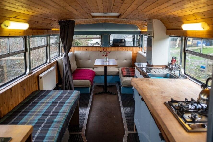 Best Double Decker Bus Hotel