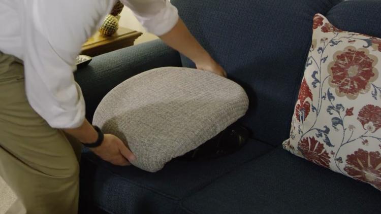 Where to use Lifting Cushion?