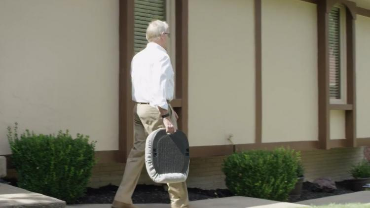 disability lifting cushion