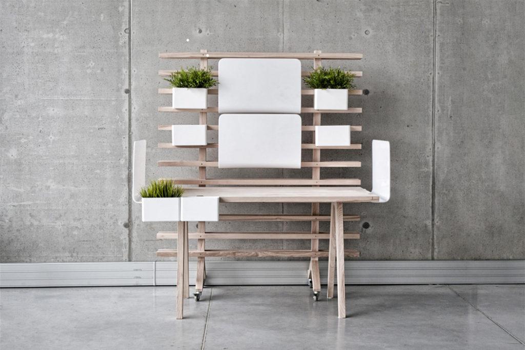 Modular Work Desk