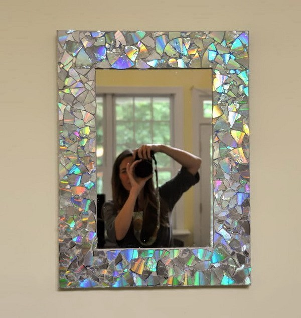 Mirror Frame for your living room