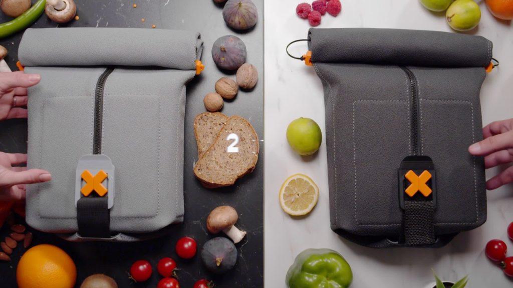 The Next-Gen Lunchbox That Unfolds Into An Eating Mat