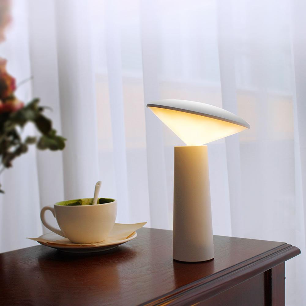 Cordless Eyestrain Reducing Reading Lamp