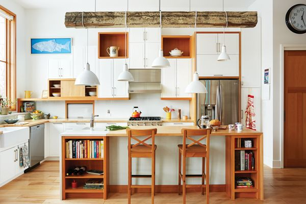Creative Kitchen Spaces
