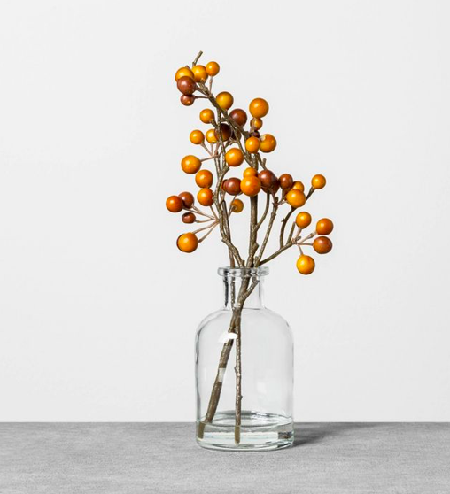 Orange Berry Arrangement