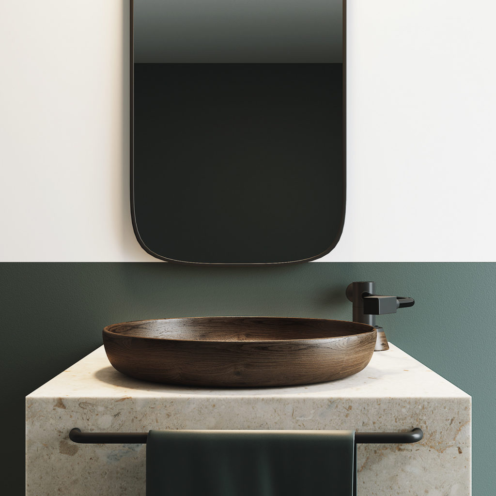 Santuri Music Player Washbasin