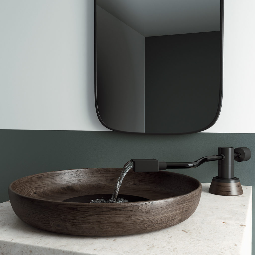 How to Install Santuri Music Player Washbasin?