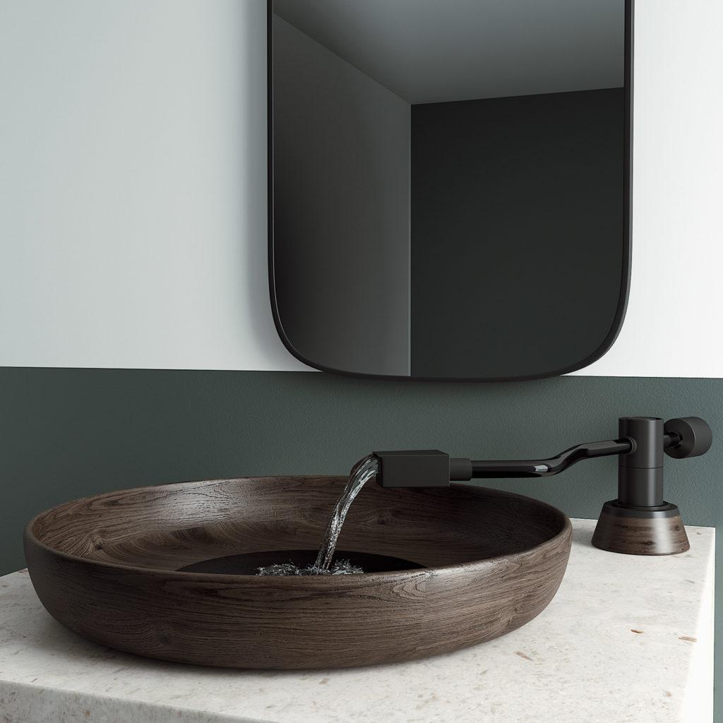 How to Install Santuri Music Player Washbasin?