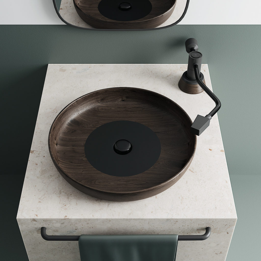 Features of Santuri Music Player Washbasin