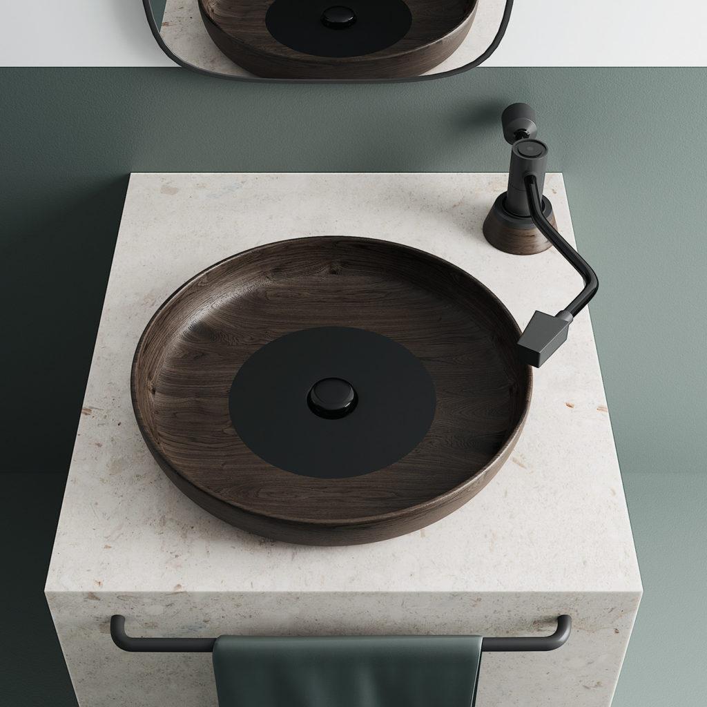 Features of Santuri Music Player Washbasin