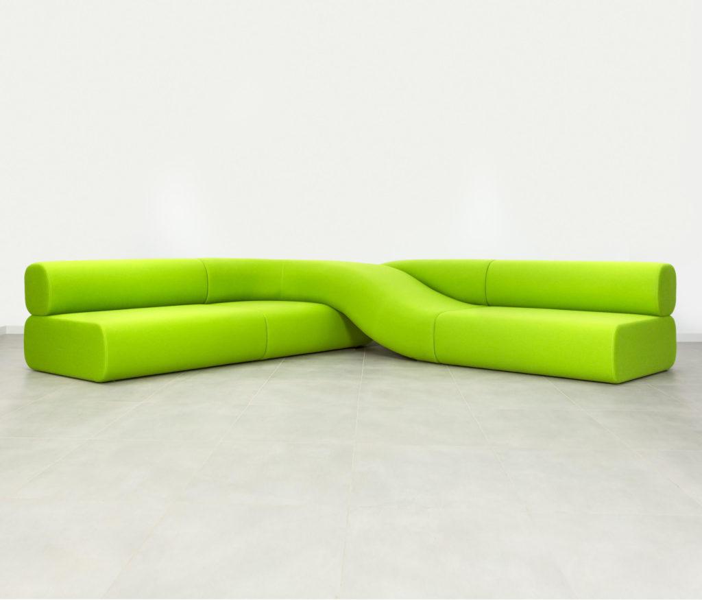 Modern Landscape Sofa