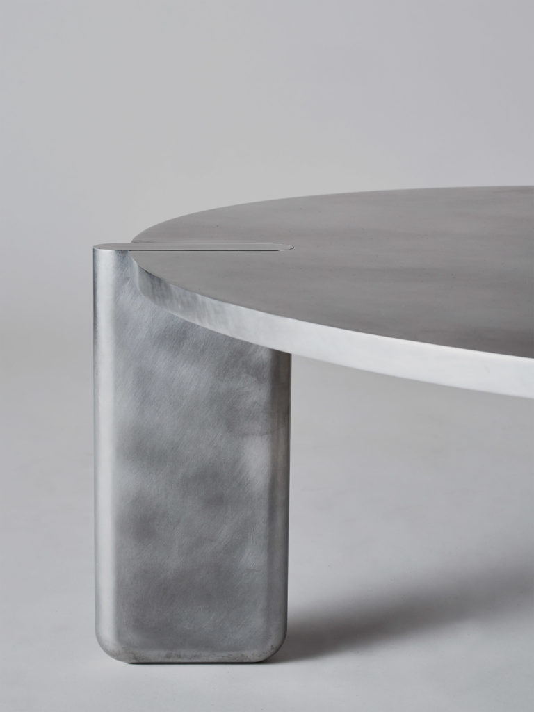 Chose your Pelle's Aluminium DNV Table