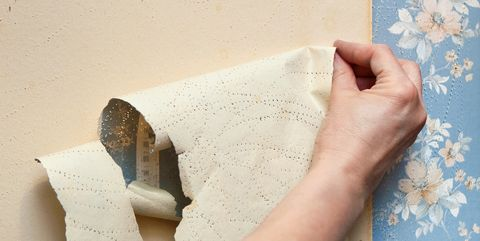 Can you strip down your wallpaper?