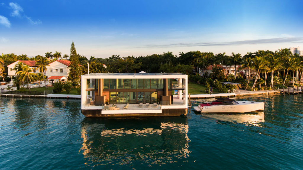 Best Miami Floating Mansion