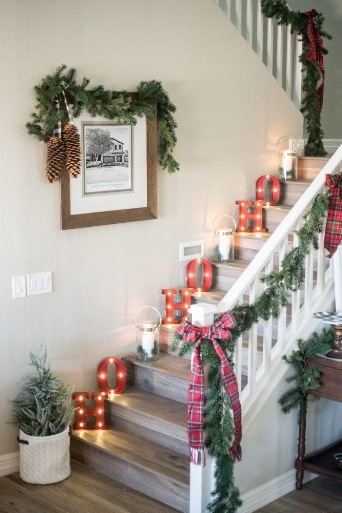 Staircase Decoration Ideas