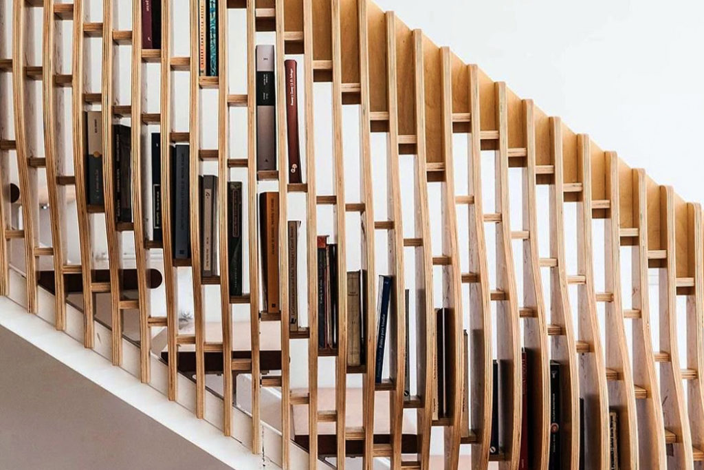 Best Multifunctional Staircase for Stores Book