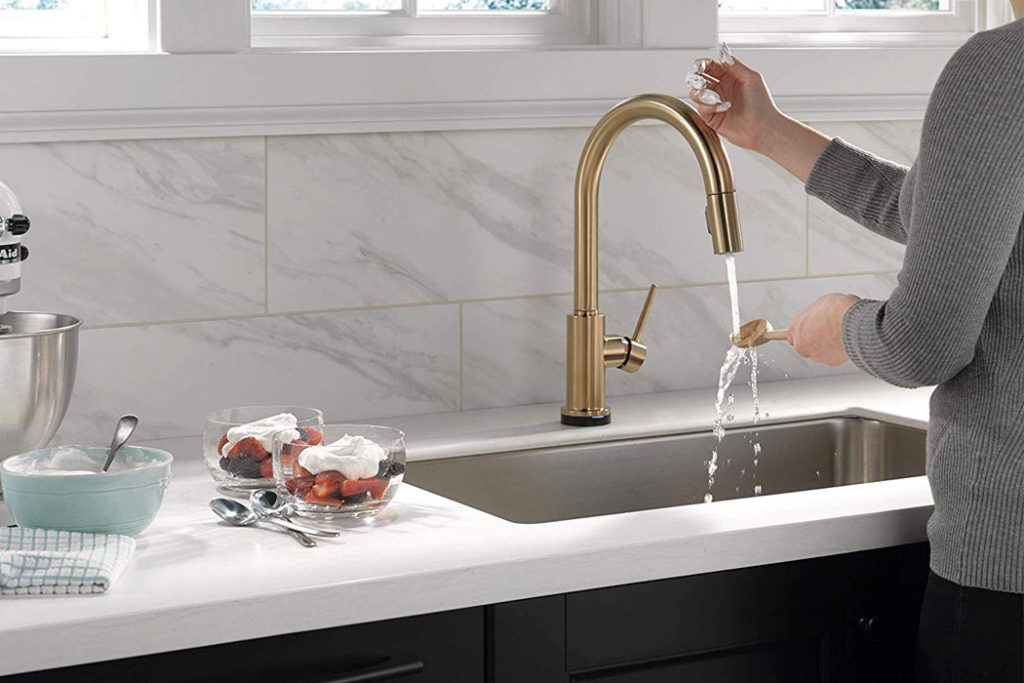 Top Delta Voice Activated Faucet 2020