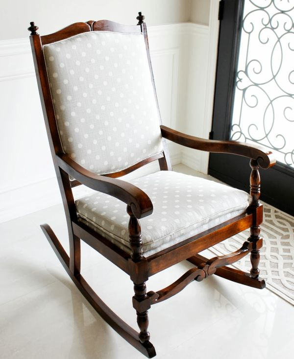 Jazz Up Your Grandpa's Rocking Chair