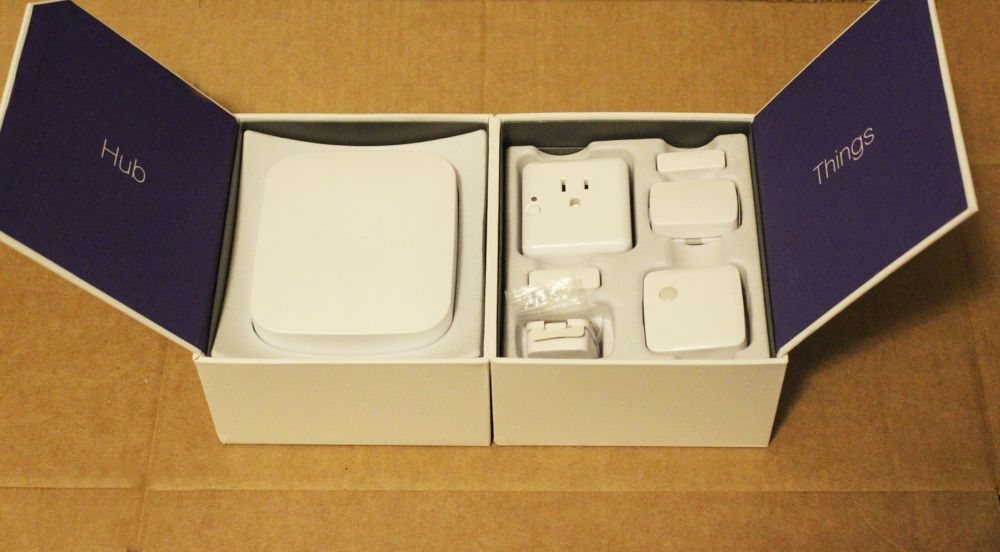 Top Set Up SmartThings Hub