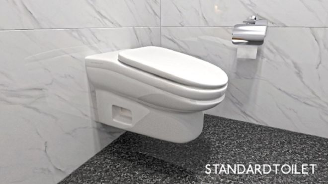Sloped Toilet Seat Is Your Solution
