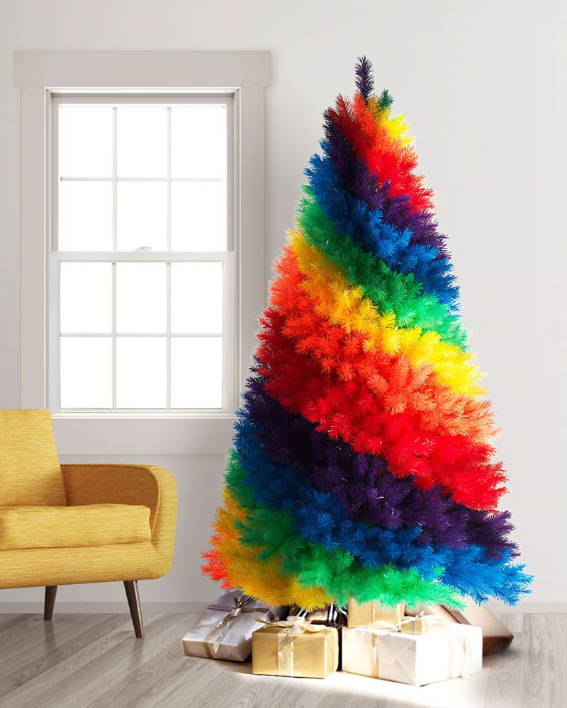 Home Quirky Xmas Trees