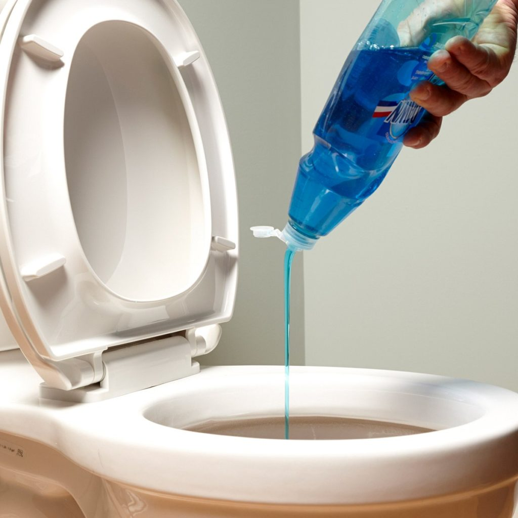 Is Your Toilet Clogged?