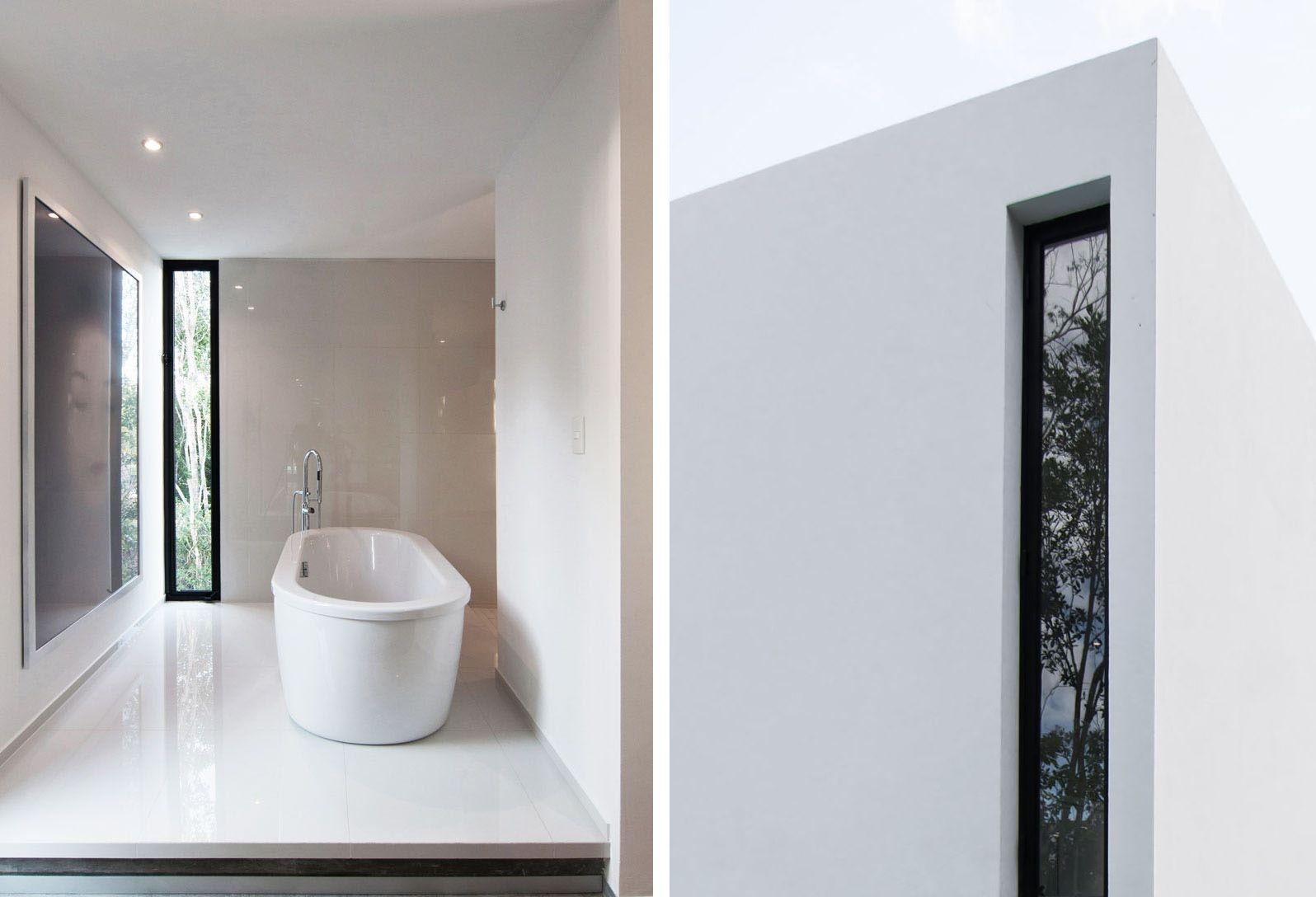 Take Bathroom Windows To The Next Level