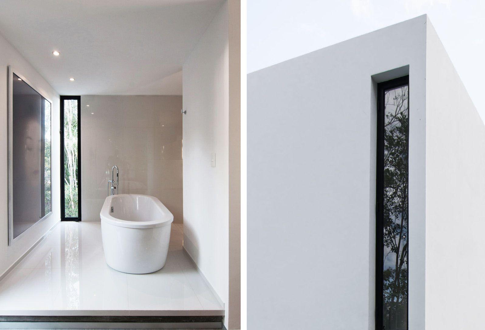 Take Bathroom Windows To The Next Level