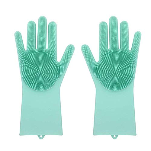 Reusable Heat Resistant Washing Gloves