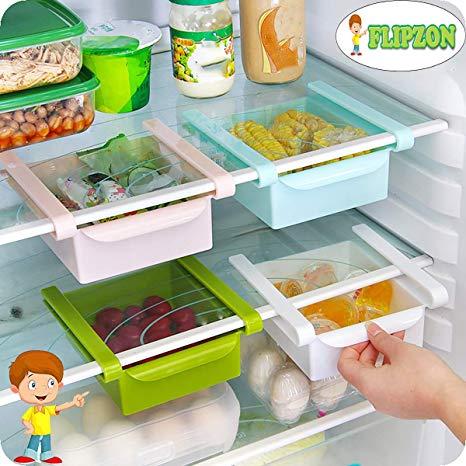 Refrigerator Storage Units