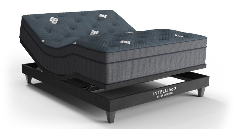 Sleep Genius Smart Base By Intellibed