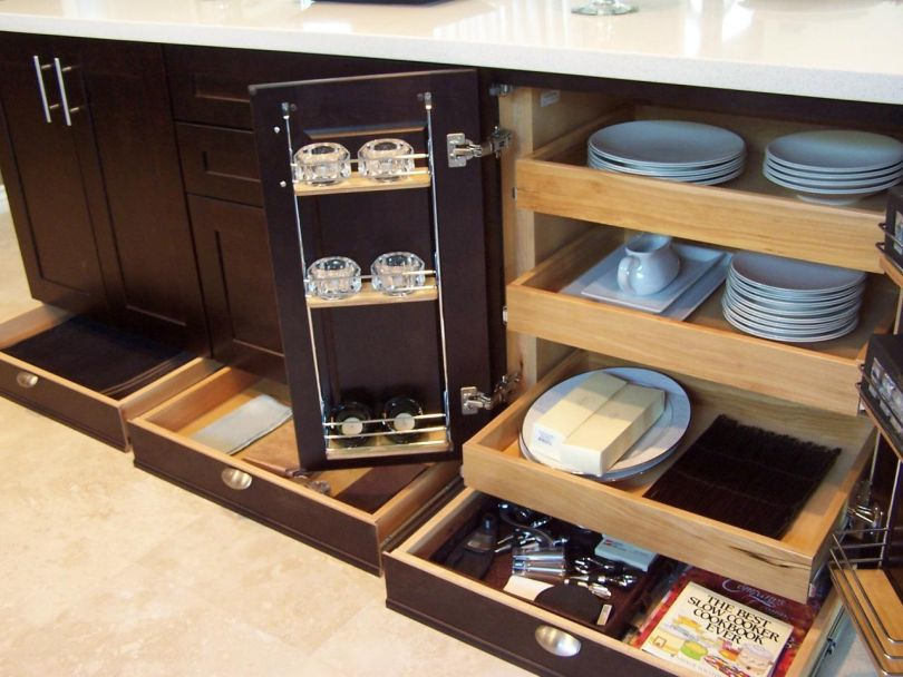 Space Saving Storage Solution
