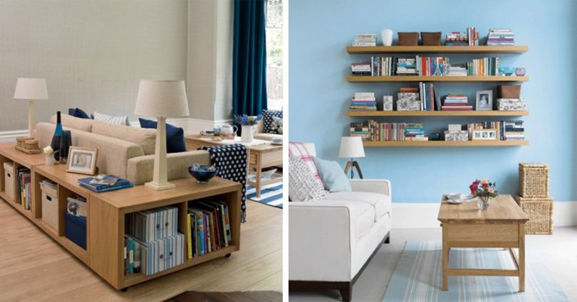 Storage Ideas For Everyday Situations