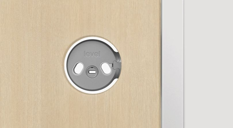 Level Invisible Smart Lock