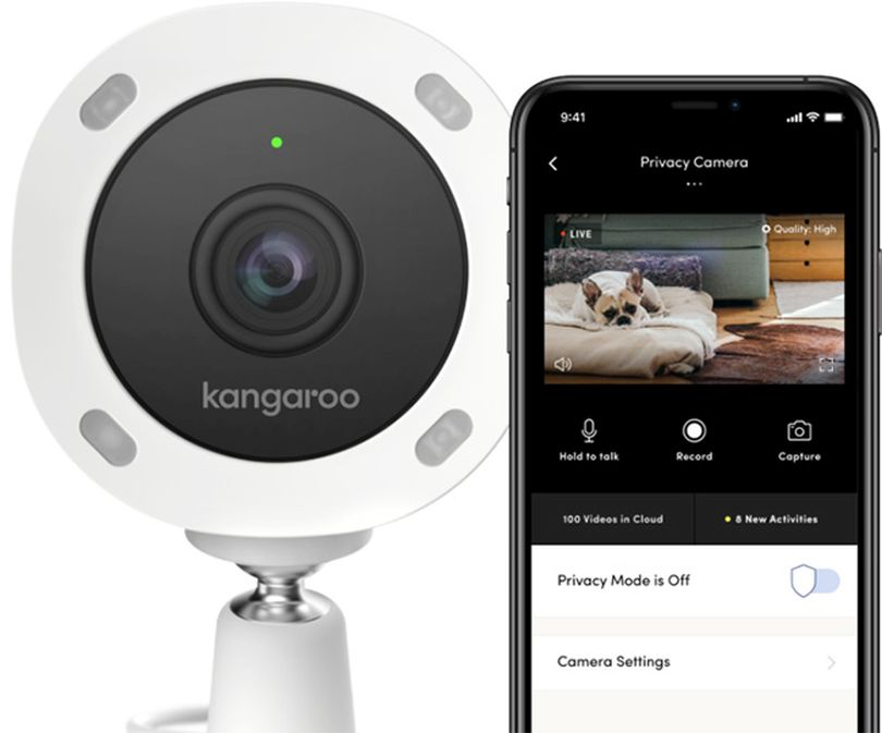 Kangaroo Privacy Camera