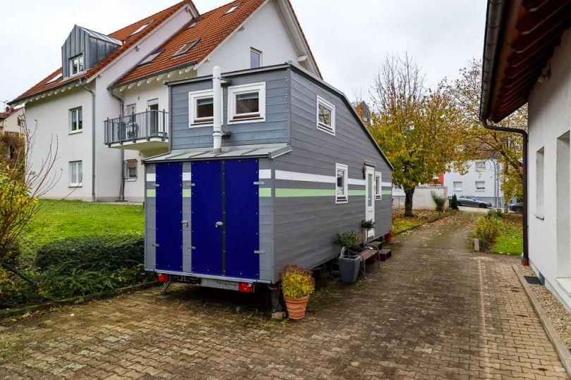 pro gamer tiny house