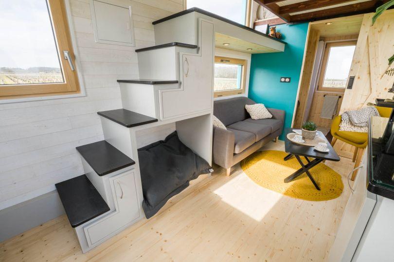 Tiny House Bold