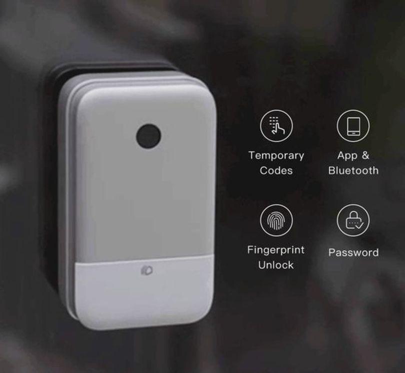 Yeeu K1 Smart Lock Box