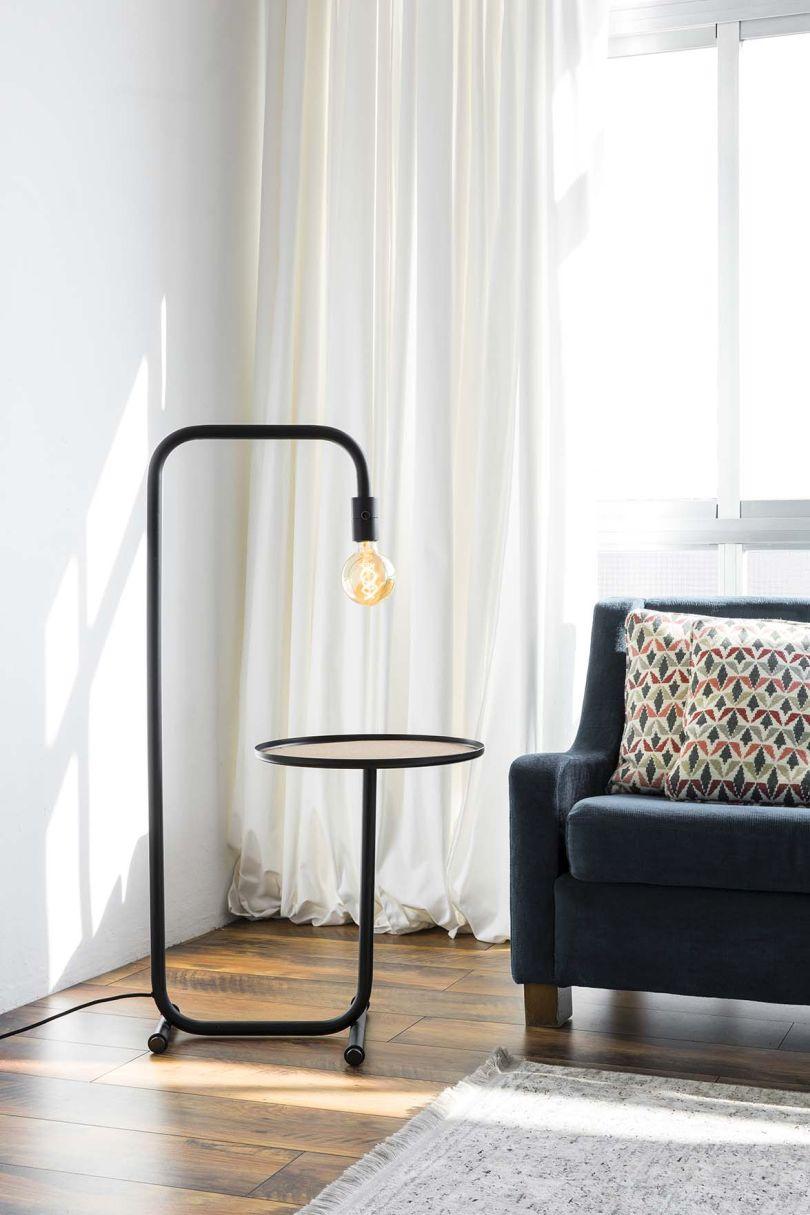 Andreu Carulla's Minimalist Guest Lamps