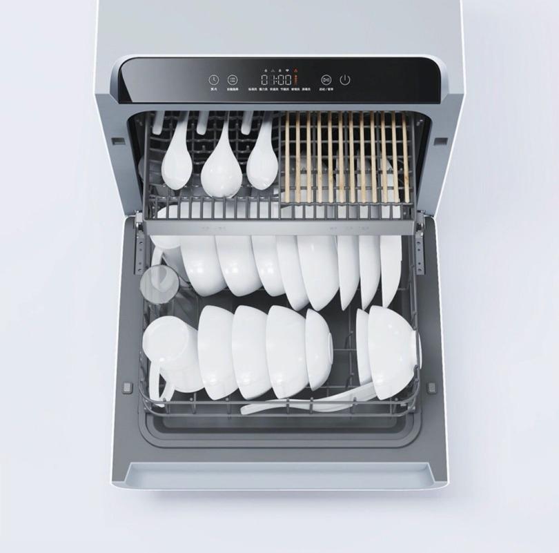 Voice-Controlled Xiaomi Mijia Dishwasher