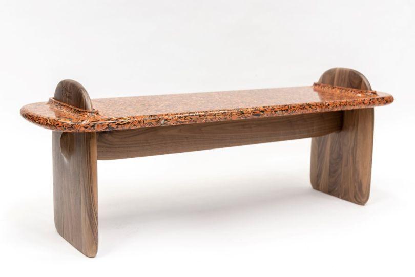 PVC Bench by Ammar Kalo