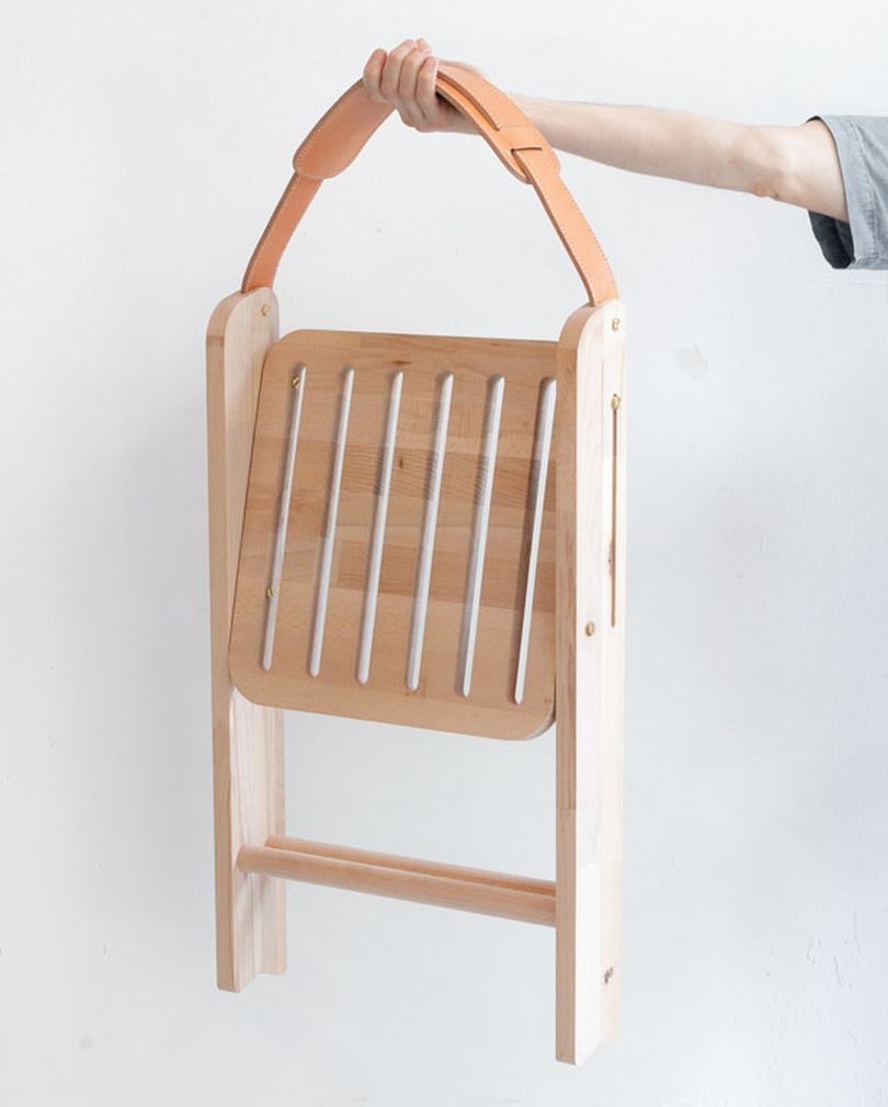 Lahu Folding Chair