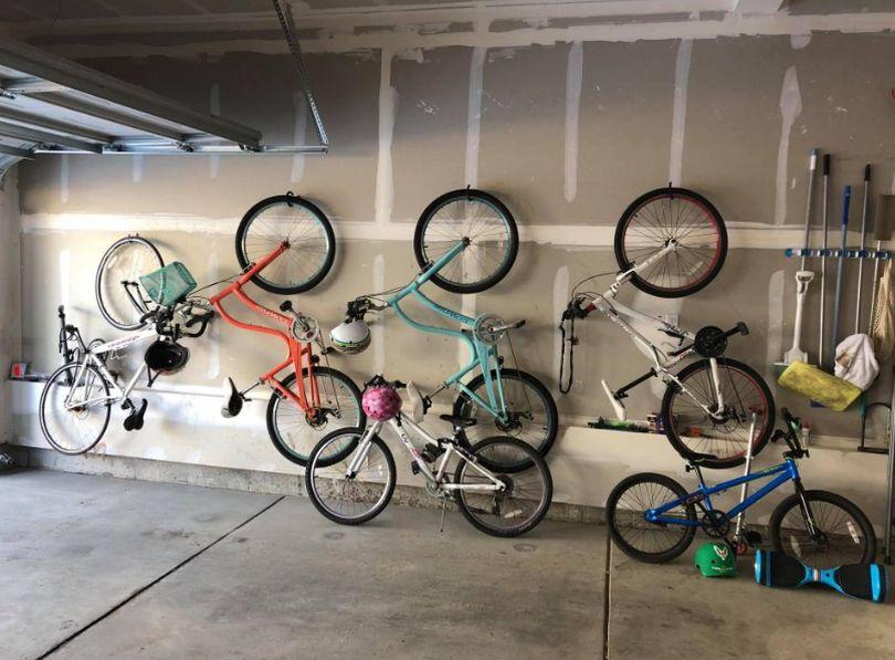 Budget Bike Storage