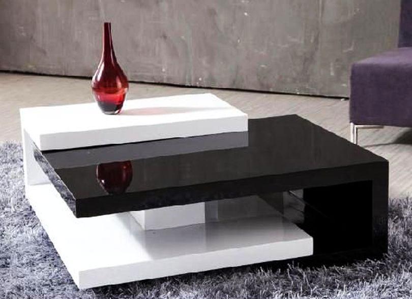 Block over block center table