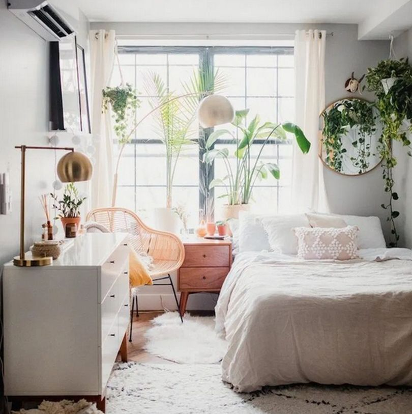 Create Light and Airy Space