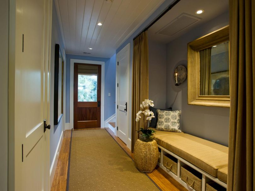 Transform Hallway into Mudroom