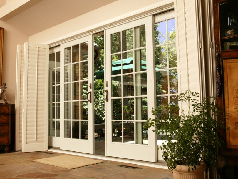 Stunning Glass Front Doors Ideas